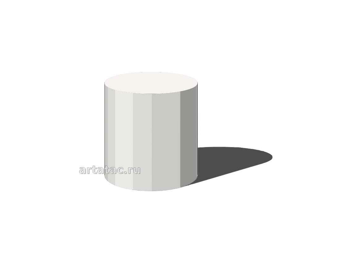 Рисунок цилиндр