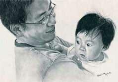 Пауль Лунг карандаш
