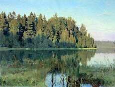 Белюкин Дмитрий. Русская природа