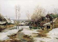 Русский пейзхаж