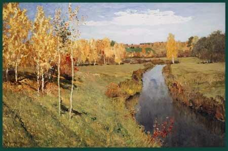 Картины Левитана11234