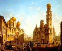 Пейзаж Алексеева