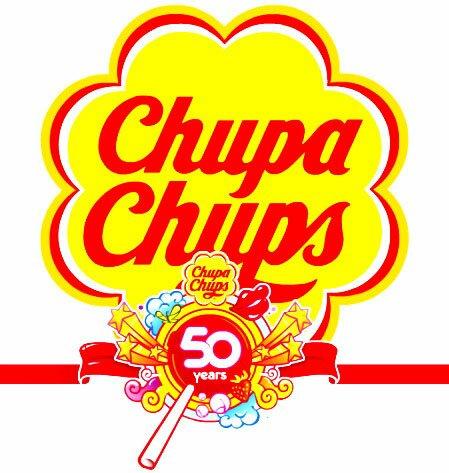 Логотип чупа чупс Дали