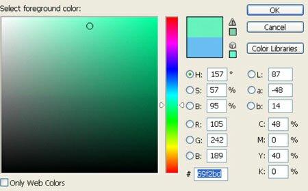 Компьютерная цветовая гамма