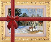 Подарки художнику