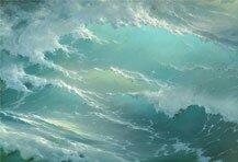 Рисунки моря Дмитриева