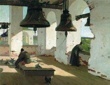 Произведения живописи Горюшкина-Сорокопудова