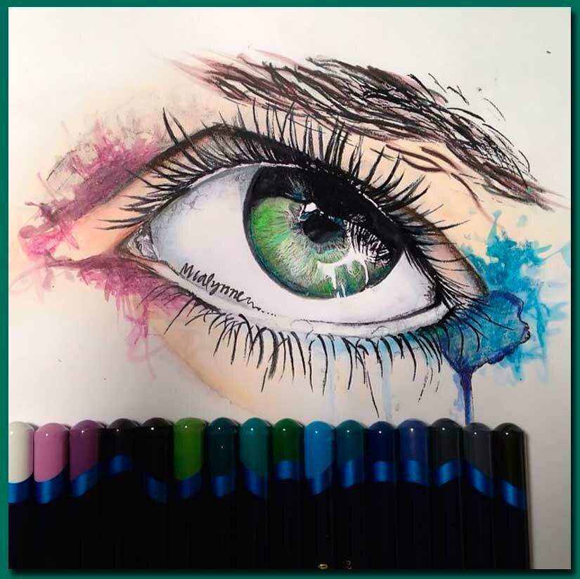 Живые рисунки Karla Mialynne