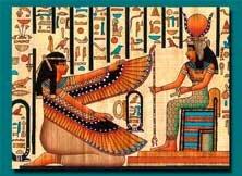 Рисунки египтян