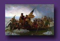 """Анализ картины """"Вашингтон пересекает Делавэр"""""""